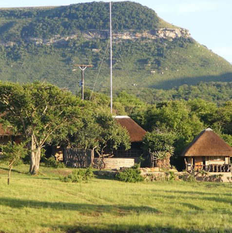 Luxury Chalets At Aloe Africa Hunting Safaris